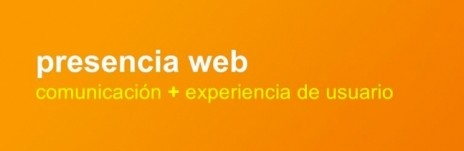 Charla: Presencia web