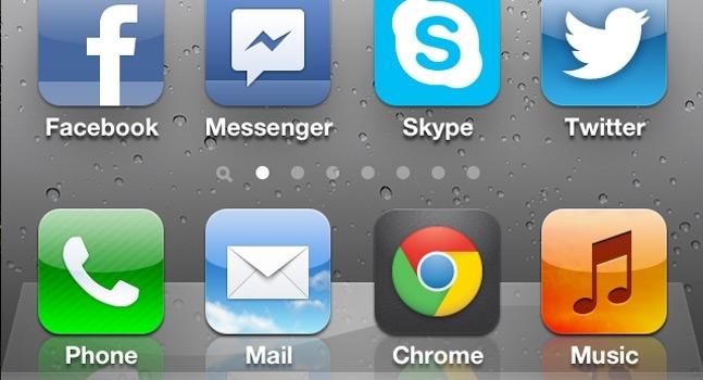 El día en que cambié Safari por Google Chrome Mobile
